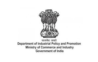 Department for Promotion of Industries and Internal Trade logo